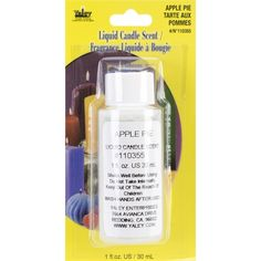 Liquid Candle Scent 1oz Bottle-Apple Pie/ Sold as a pack of 2: Amazon.co.uk: Kitchen & Home
