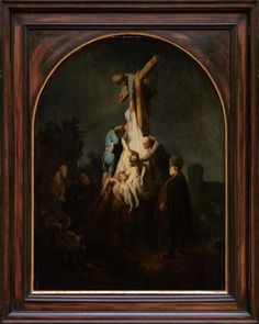 Rembrandt - The Descent from the Cross - ca.1632