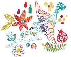 Fly, by Geninne
