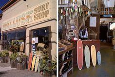 beach/surf vibe - inspiration, Mollusk Surf Shop in SF