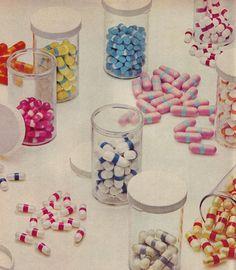 yéé, happy pills!