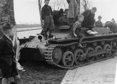 Panzerkampfwagen I (M.G.) (Sd.Kfz. 101) Ausf. B   por Panzer DB