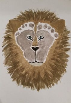 Most current Images preschool crafts august Concepts This great site possesses SO MANY Kids crafts that are suitable for Preschool and Small children. I guess it's time Kids Crafts, Daycare Crafts, Baby Crafts, Toddler Crafts, Preschool Crafts, Arts And Crafts, Baby Footprint Crafts, Daycare Rooms, Safari Crafts
