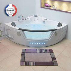 baignoire angle salle de bain baignoire