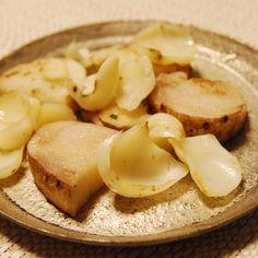 ゆり根と長芋のロースト