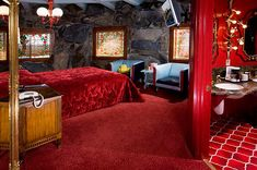 Wilhelm Tell | The 25 Madonna Inn Rooms You Have To Stay In Before You Die