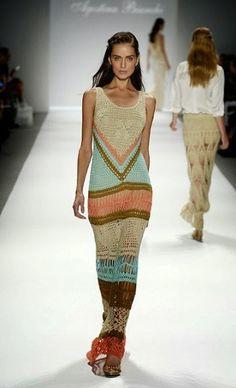 Crochetemoda Blog: Agostina Bianchi - Crochet