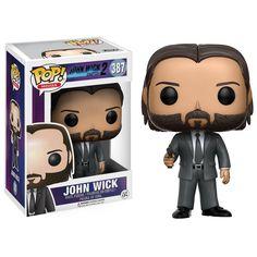 Funko John Wick Chapter 2 POP John Wick Vinyl Figure