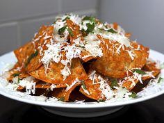 nopalito's totopos con chile, at home - A Sage Amalgam
