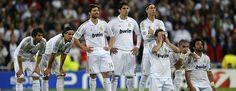 El R. Madrid cae en semifinales de la Champion en los penaltis :(