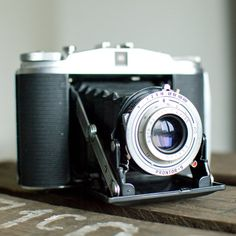 Agfa Isolette II film camera early model 1950s by newamsterdam, €65.00