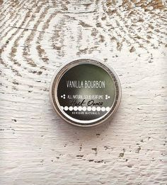 WANT: Solid Perfume – Vanilla Bourbon | Women's Beauty | Beridan Naturals | Scoutmob Shoppe | Product Detail