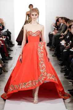 Oscar de la Renta | Fall 2014 Ready-to-Wear Collection | Style.com
