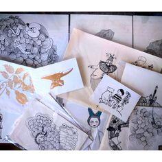 Cartazes, posters e desenhos #andrealourenco #amariliojr