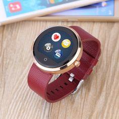 Bluetooth Runde Smart Elektronik Uhr D10 MTK2502C Herzfrequenz Musik Tragbare Geräte Zeigen Verbinden Telefon Smartwatch IOS Android //Price: $US $59.99 & FREE Shipping //     #smartuhren