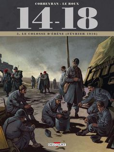 14-18 T5, les tirailleurs de la Force noire http://www.ligneclaire.info/leroux-corbeyran-40164.html