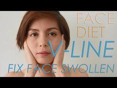 FACE DIET : 2. FIX THE FACE SWOLLEN แก้หน้าบวม #iHealthiness