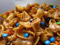 New Nostalgia: Salty Sweet Peanut Butter Caramel Funky Fritos