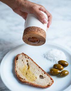 Roll-On Olive Oil Dispenser is Like Lip Gloss for Bread