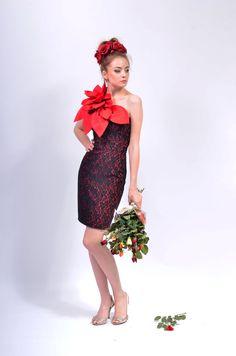 Izaura 3 Short Dress by LauraGalic on Etsy