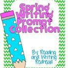 On sale 20% off  through March 1 at TPT! Additional 10% off that sitewide.  Nine different spring themed writing prompts are included here along with checklists. I have also included both Handwriting without Tears and regul...