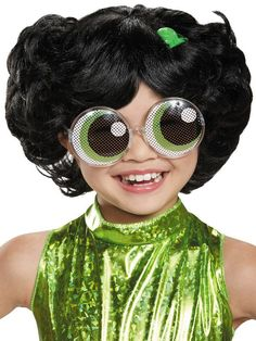 Check out Buttercup Powerpuff Girls Wig for Kids - Costume Accessories for 2018 | Wholesale Halloween Costumes from Wholesale Halloween Costumes