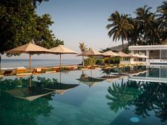 Living Asia Resort and Spa in Senggigi, Lombok
