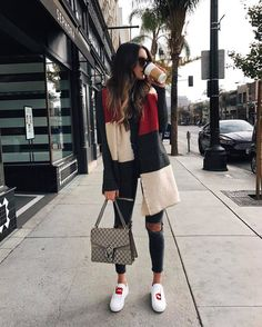 #Cozy #casual Style Pretty Street Style Outfits