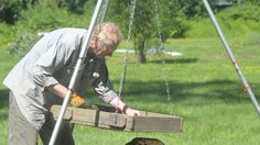 Digging it: Major archaeology project underway on Rogers Island