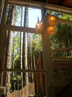 Guerneville Vacation Rental - VRBO 177465 - 1 BR Russian River Cabin in CA, 'Extreme' Redwood Treehouse - Sauna & Hot Tub