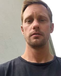 The Alexander Skarsgard Library - New video of Alex in Sweden shared today (August...