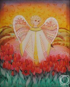 Selischeva Elena. Angel