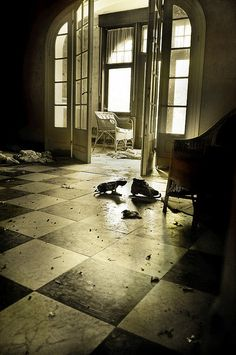 Lost | Forgotten | Abandoned | Displaced | Decayed | Neglected | Discarded | Disrepair | ...
