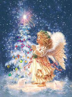 Euch auch schöne Weihnachten
