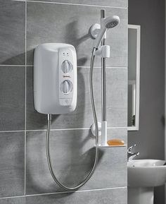 Mini Portable Electric Hot Water Heater Shower System Instant ...