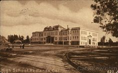 High School Redlands California