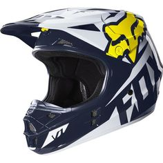 Fox Racing Dirt Bike Helmets Shop for Helmets at Rocky Mountain ATV/MC. In addition to Helmets, browse our full selection of Riding Gear. Dirt Bike Helmets, Dirt Bike Gear, Motocross Helmets, Racing Helmets, Racing Motorcycles, Motorcycle Touring, Dirt Biking, Fox Racing, Auto Racing