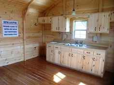 Pallet Kitchen Cabinets, Kitchen Countertops, Old Kitchen, Kitchen Sets, Wood Pallet Furniture, Wood Pallets, Cabana, Cabin Floor Plans, Reclaimed Wood Projects