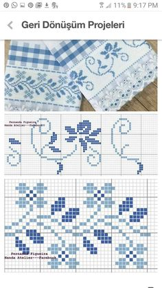 quilting like crazy Cross Stitch Boarders, Cross Stitch Bookmarks, Cross Stitch Rose, Cross Stitch Flowers, Counted Cross Stitch Patterns, Cross Stitch Designs, Cross Stitching, Cross Stitch Embroidery, Embroidery Patterns