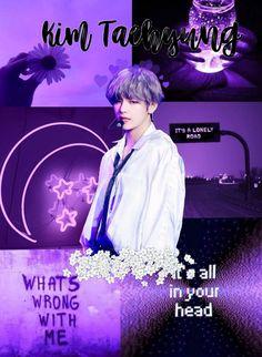 freetoedit kim taehyung purple aesthetic v wallpaper. Bts Taehyung, Taehyung Fanart, Dark Purple Aesthetic, Violet Aesthetic, Bts Aesthetic Wallpaper For Phone, Aesthetic Backgrounds, Aesthetic Wallpapers, Bts Army Logo, Purple Wallpaper Iphone
