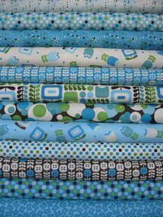 Loving this fabric bundle.