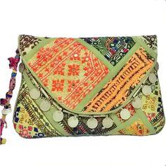 Handmade Embroidered Ipad Bag For S