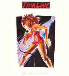 Nouveaux produits - mesvinyles.fr Tina Turner Proud Mary, Tina Turner Live, David Bowie, Camden Palace, In The Midnight Hour, Arena Rock, Addicted To Love, Wembley Arena, Let's Stay Together
