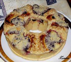0740. věnec z pudinkového těsta od Zorka. - recept pro domácí pekárnu