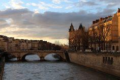 La Sienne <3 - Lovely Paris