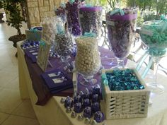Can add white candy if we need to. Baskets are cute if we can find cheap at the dollar store or something?