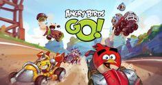 Angry Birds Go geht an den Start