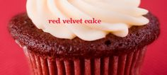 red velvet cake - sweet, lightly creamy black tea blend with white chocolate chips, beetroot powder and red sprinkles. not a fan of the black tea base but it has a pretty good flavour. Red Velvet Cupcakes, Velvet Cake, Yummy Drinks, Yummy Food, Davids Tea, Beetroot Powder, Dessert Cups, White Chocolate Chips, Different Recipes