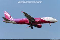 Airbus A320-214 - Peach Aviation | Авиация Фото # 3982589 | Airliners.net