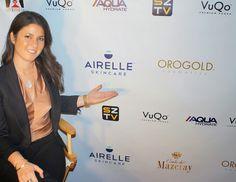 Kasey Drapeau D'Amato CEO Airelle Skincare . official beauty sponsor the StyleshopUSA pre-Oscar Destination Style Penthouse 2015